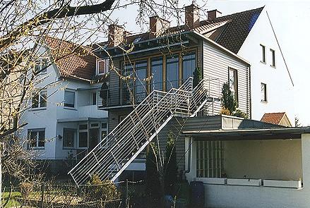 Anbau an Doppelhaushälfte Göttingen