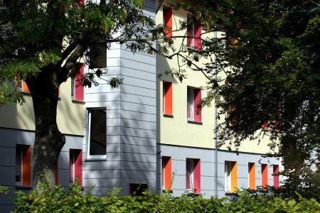 Fassadensanierung Helmoltstraße
