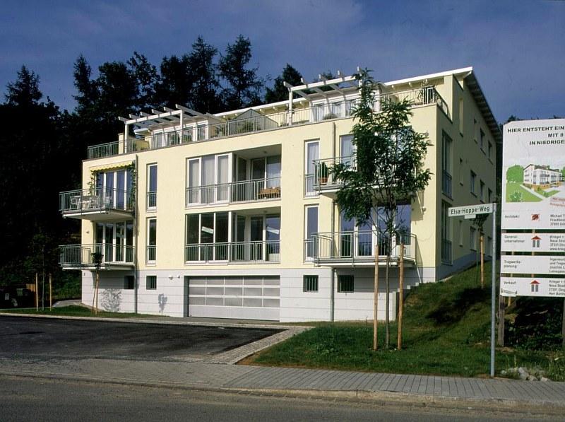 Mehrfamilienwohnhaus Göttingen